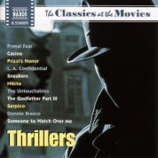 Classics at the Movies: Thrillers - CD