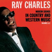 Ray Charles: Modern Sounds in Country & Western Music, Vols. 1 & 2 - CD