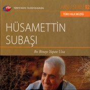 Hüsamettin Subaşı: TRT Arşiv Serisi 92 - Bu Binayı Yapan Usta - CD