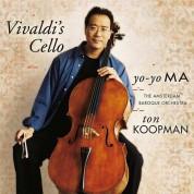 Yo-Yo Ma, Ton Koopman: Vivaldi's Cello - Plak