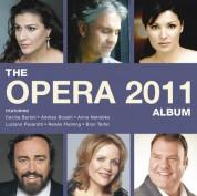 Çeşitli Sanatçılar: The Opera Album 2011 - CD