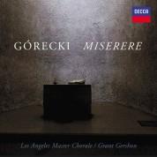 Grant Gershon, Los Angeles Master Chorale: Górecki: Miserere - CD