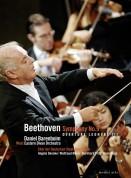 Angelika Denoke, Waltraud Meier, Burkhardt Fritz, René Pape, West-Eastern Divan Orchestra, Daniel Barenboim: Beethoven: Overture Leonore III / Symphony No.9 - DVD