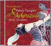 Kirov Opera & Orchestra of The Mariinsky Theatre, Valery Gergiev: Rimsky-Korsakov: Scheherazade - CD