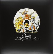 Queen: A Day At The Races - Plak
