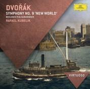 Berliner Philharmoniker, Boston Symphony Orchestra, Rafael Kubelik: Dvorak: Symphony No.9
