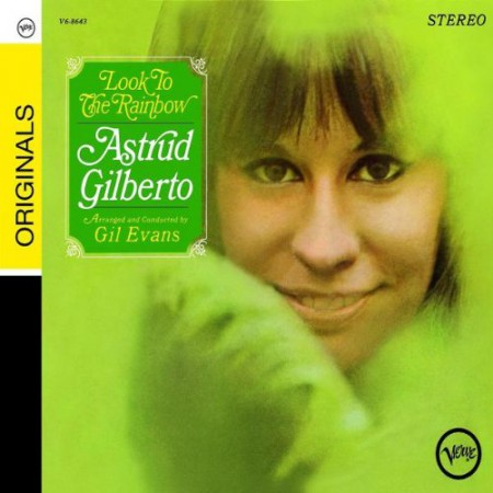 Astrud Gilberto: Look To The Rainbow - CD