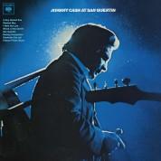 Johnny Cash: At San Quentin - Plak