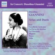 Giannini, Dusolina: Arias and Duets (1943-1944) - CD