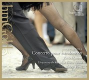 Pablo Mainetti, Josep Pons: Astor Piazzolla: Concerto for bandoneon - CD