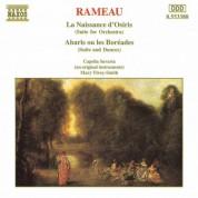Rameau: La Naissance D'Osiris / Abaris Ou Les Boreades - CD