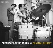 Chet Baker, Gerry Mulligan: Original Quartet. Complete Recordings - Master Takes. - CD