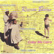 Roman Bunka: Color Me Cairo - CD