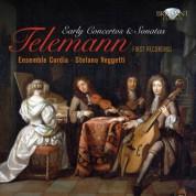 Ensemble Cordia, Stefano Veggetti: Telemann: Early Concertos & Sonatas - CD