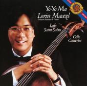 Yo-Yo Ma: Lalo, Saint-Saëns: Cello Concertos - CD