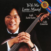 Yo-Yo Ma: Lalo, Saint-Saëns: Cello Concertos - CD