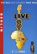 Çeşitli Sanatçılar: Live 8  'Berlin' - DVD