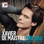 Xavier De Maistre: Moldau (The Romantic Solo Album) - CD