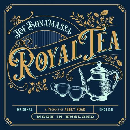 Joe Bonamassa: Royal Tea (Limited Edition - Transparent Vinyl) - Plak