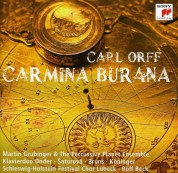 Martin Grubinger, Ferhan & Ferzan Önder, Schleswig-Holstein Festival Choir Lübeck, Rolf Beck: Carl Orff : Carmina Burana - CD