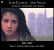 İdil Biret, Bilkent Senfoni Orkestrası, Alain Paris: Jules Massenet & Cesar Franck - Musique concertante pour piano - CD