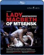 Shostakovich: Lady Macbeth of Mtsensk - BluRay