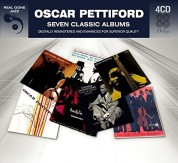 Oscar Pettiford: Seven Classic ASlbums - CD