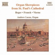 Organ Showpieces From St. Paul's Cathedral - CD