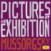 Berliner Philharmoniker, Chicago Symphony Orchestra, Carlo Maria Giulini, Oliver Knussen, Lorin Maazel, The Cleveland Orchestra: Mussorgsky: Pictures At An Exhibition - CD