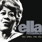 Ella Fitzgerald: Love Letters From Ella - CD