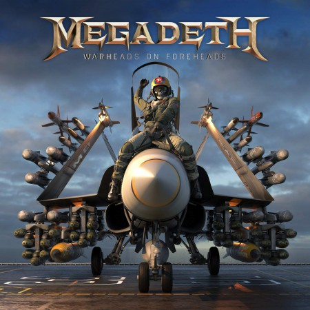 Megadeth: Warheads On Foreheads - Plak