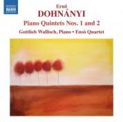 Enso String Quartet, Gottlieb Wallisch: Dohnányi: Piano Quintets Nos. 1 & 2 - CD