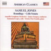 Jones, S.: Roundings / Cello Sonata - CD