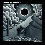 Ouzo Bazooka: Transporter (Siyah / Beyaz) - Plak