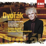 Berliner Philharmoniker, Sir Simon Rattle: Dvořák: Tone Poems - CD