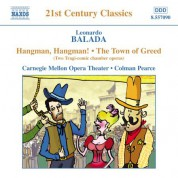 Colman Pearce: Balada: Hangman! Hangman! / The Town of Greed - CD