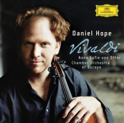 Anne Sofie von Otter, Chamber Orchestra of Europe, Daniel Hope: Vivaldi: Violin Concertos - CD