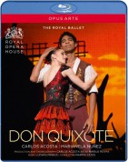 Minkus: Don Quixote - BluRay