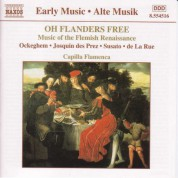 Oh Flanders Free: Music of the Flemish Renaissance - CD