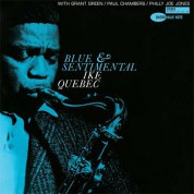 Ike Quebec: Blue & Sentimental (45rpm-edition) - Plak