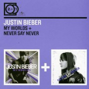 Justin Bieber: My Worlds / Never Say Never - CD