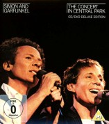 Simon & Garfunkel: The Concert In Central Park (Deluxe Edition) - CD