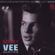 Bobby Vee: Rarities - CD