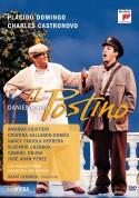 Plácido Domingo, Charles Castronovo: Catan: Il Postino - DVD