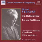 Strauss, R.: Heldenleben (Ein) / Tod Und Verklarung (Mengelberg) (1941-1942) - CD