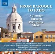 Os Musicos do Tejo, Marcos Magalhaes: From Baroque to Fado - CD