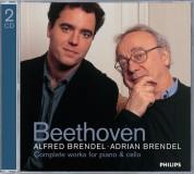 Adrian Brendel, Alfred Brendel: Beethoven: The Cello Sonatas - CD