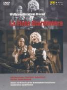 Mozart: La Finta Giardiniera (Drottningholm) - DVD