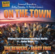 Çeşitli Sanatçılar: Bernstein: On the Town (Original Cast Recording) (1940-1956) - CD