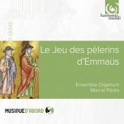 Ensemble Organum, Marcel Pérès: The Play of the Pilgrimage to Emmaus - CD